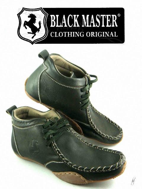 Sepatu Blackmaster Ferrari Boot 01