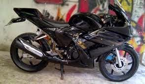 Modifikasi Honda Verza Full Fairing