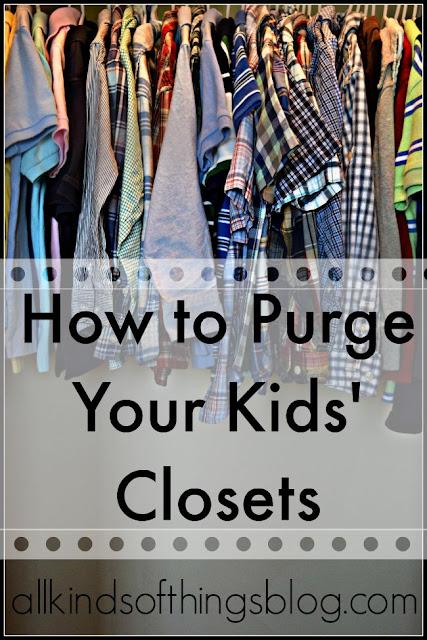 Purge Closets