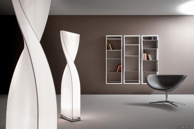 L mparas que dan luz suave y ambiente moderno a su hogar - Lamparas que den mucha luz ...