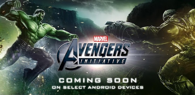 AVENGERS INITIATIVE APK RELEASED [FULL]