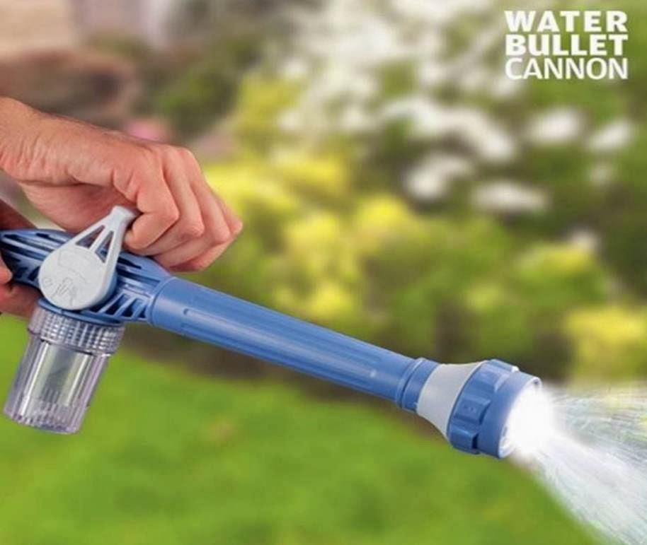 Regalos y gadgets originales y baratos pistola de agua a for Accesorios de jardin