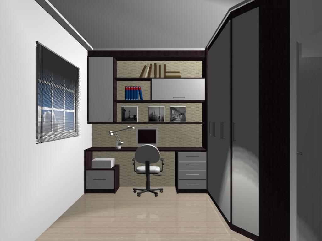 Studio Xxi Arquitetura Engenharia Home Office