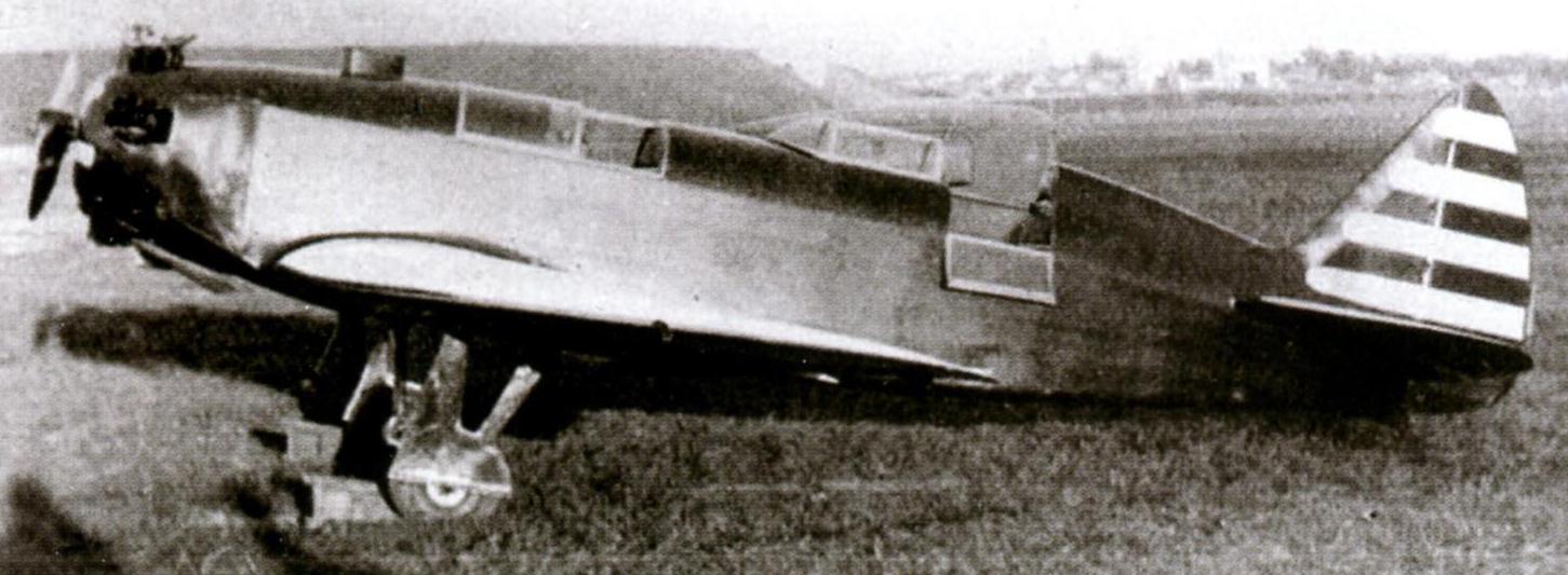 Спортивный гоночный самолет АИР-12