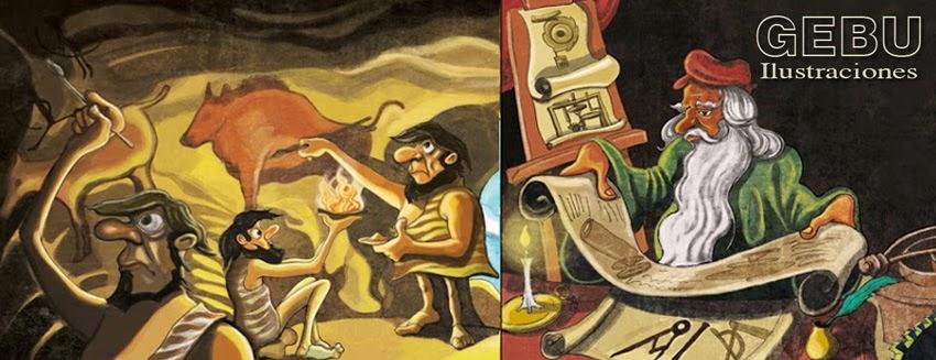 Gebú (Gerardo Bustos) - ilustrador