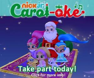 Nick Jr. Carol-oke