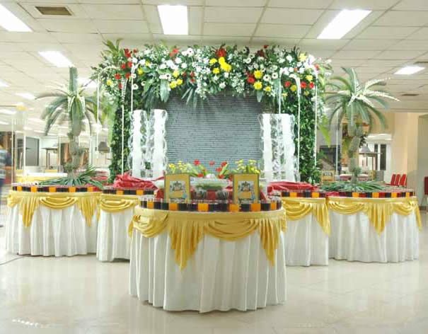 Wedding Reception Fabulous Decorating Ideas!