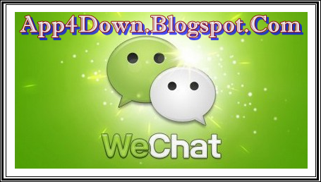 Download WeChat 5.4.0.51_r798589 For Android APK Final Version