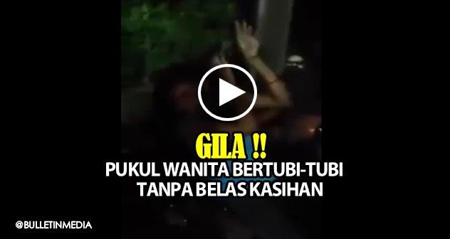 VIDEO Selamba Je Lelaki Ni Pukul Wanita Di Tempat Awam