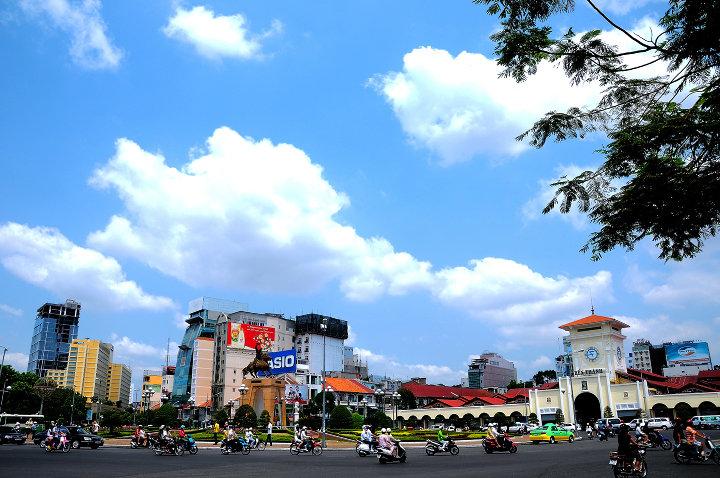 Đặt vé máy bay Cà Mau đi Tân Sơn Nhất