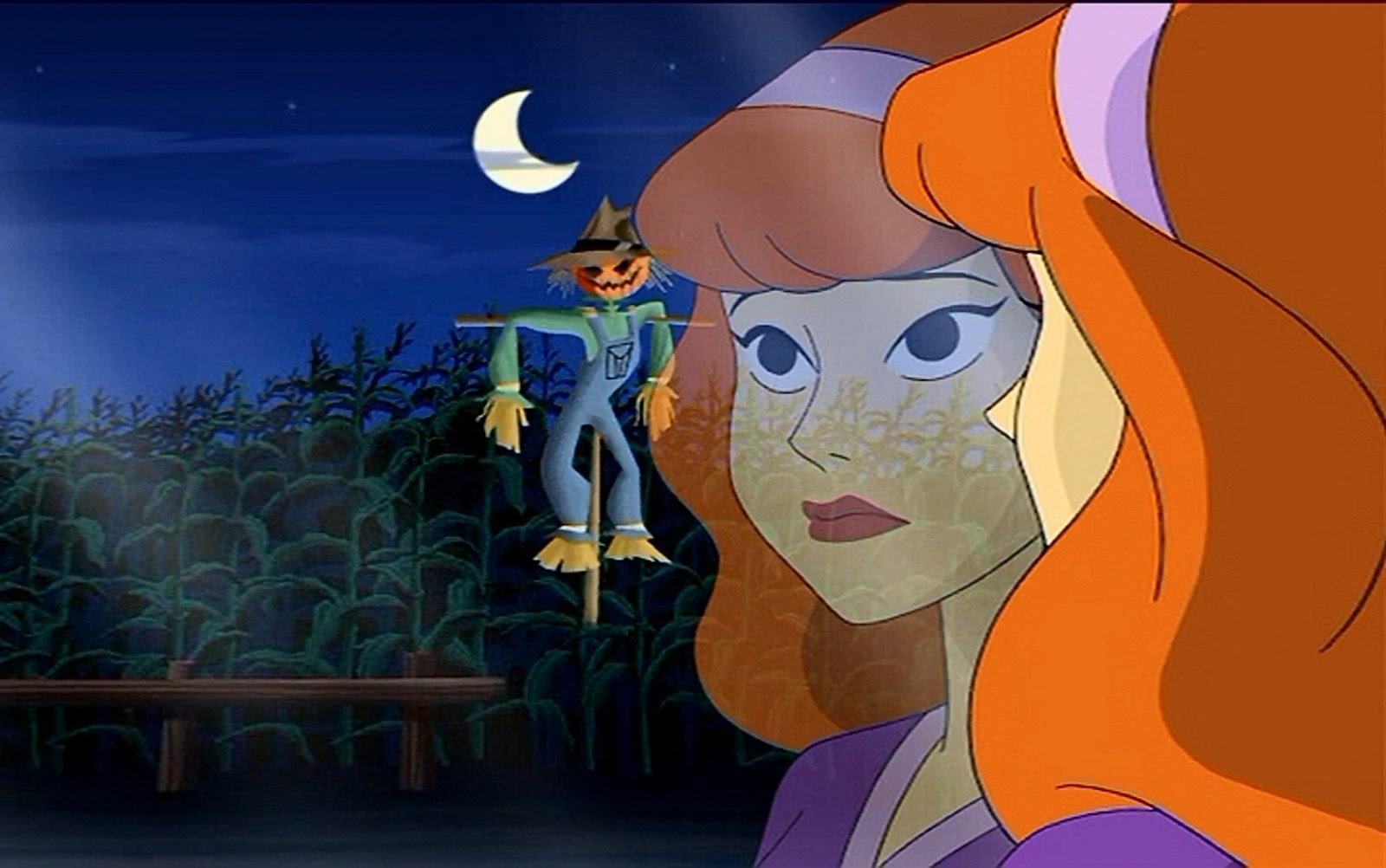 Holiday film reviews october 2012 - Daphne dans scooby doo ...