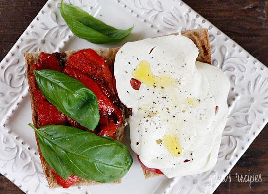 ... .skinnytaste.com/2011/07/tomato-fresh-mozzarella-roasted-pepper.html