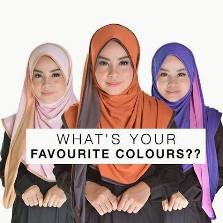 DAH RESTOCK RANIA TWINNED SHAWL Dengan Color Terkini Quality Terbaik Sarung Saja Senang Nak Pakai