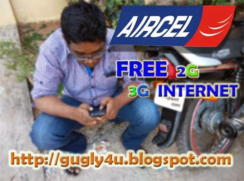 tricks,free,2g,3g,working,aircel,proxy,data,packs,2g,internet,all,2015,latest,mobile,phone