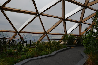 Crossrail roof garden, London