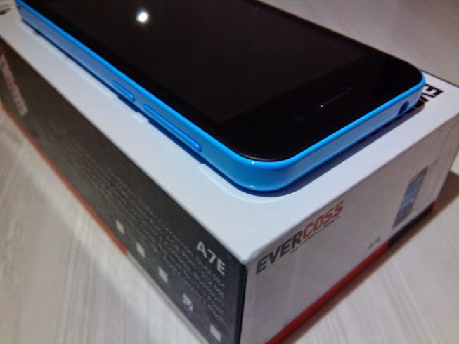 Review Evercoss A7E