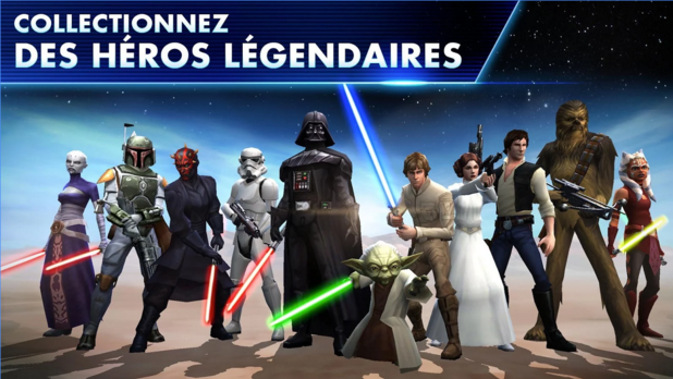 Star Wars Galaxy of Heroes v0.2.110292 APK MOD