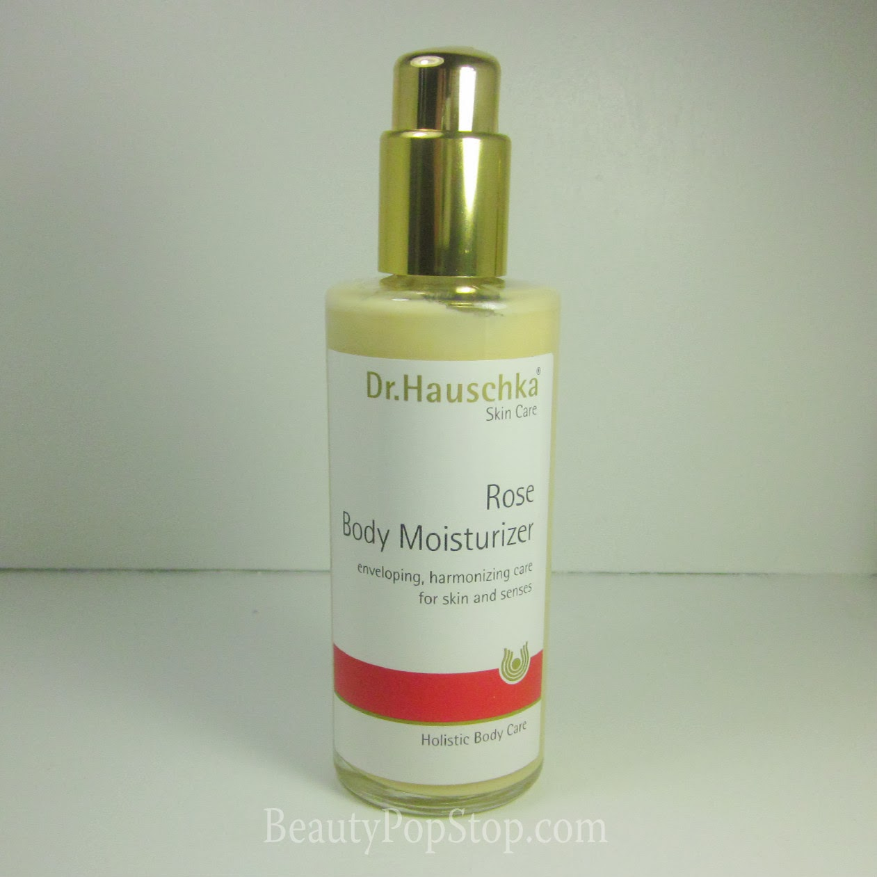 dr. hauschka rose body moisturizer review