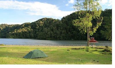 Lau Kawar Lake Tourist Places in North Sumatra