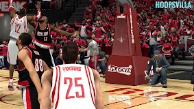 NBA 2k14 Stadium Mod : Playoff Edition - Houston Rockets - Toyota Center