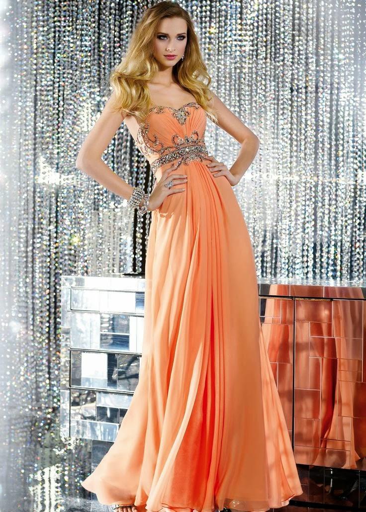 Trend Of Formal Dresses 2014 Girls Formal Dresses