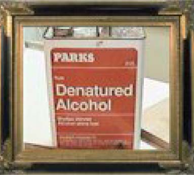 Home garden plan store for Denatured alcohol for fireplace