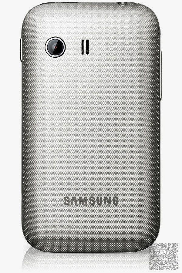 Harga dan Spesifikasi Hp SAMSUNG Galaxy Y GT-S5360