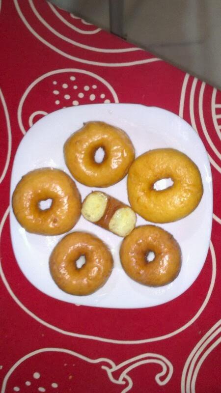 donuts sin gluten sin lactosa deliciosos