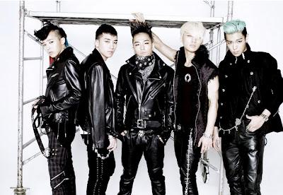 BIGBANG Monster music video review members names