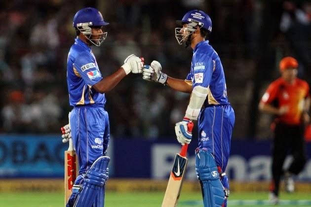 Ajinkya-Rahane-Sanju-Samson-Rajasthan-Royals-vs-Perth-Scorchers-M15-CLT20-2013