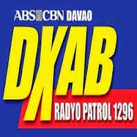 DXAB Radyo Patrol Davao 1296 Khz logo