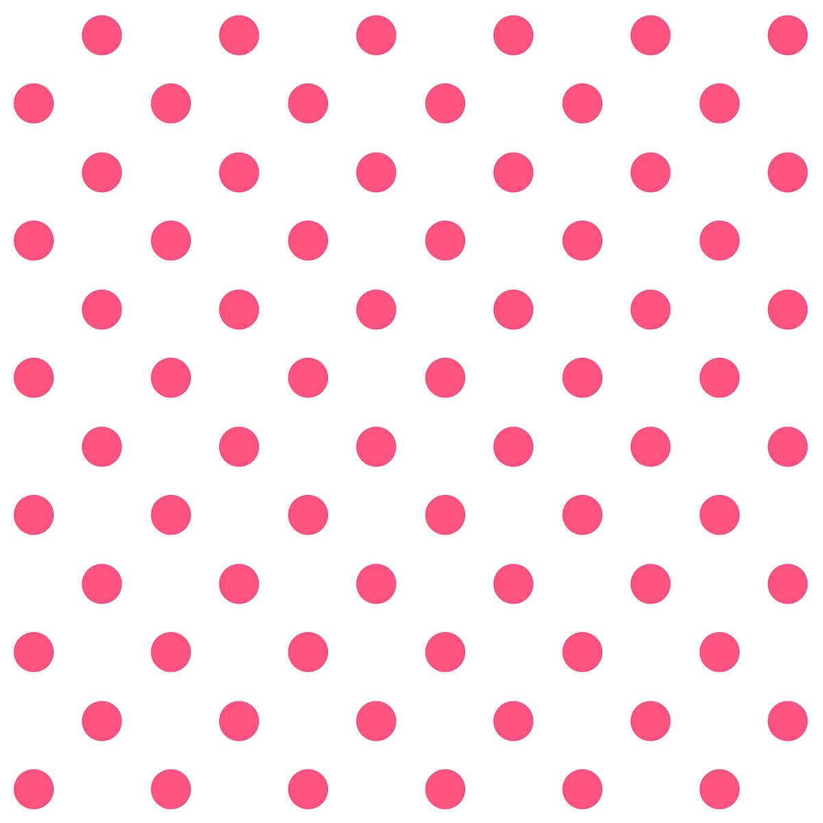 Free Digital Pink Polka Dot Scrapbooking Paper