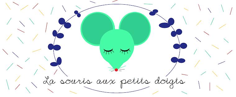 La souris aux petits doigts