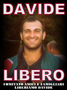 Davide libero!