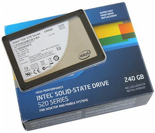 Intel SSD 520 Series SSDSC2CW240A3