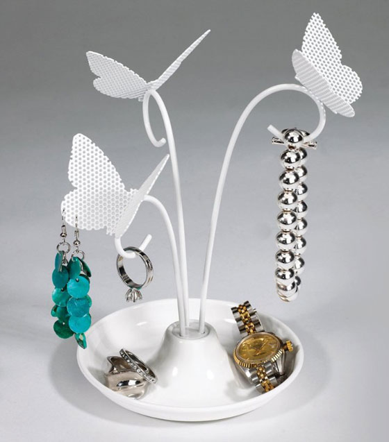 Woot finger tips stylish jewellery stands
