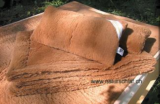Kamelhaar Betten Bettdecke Kopfkissen Unterbett