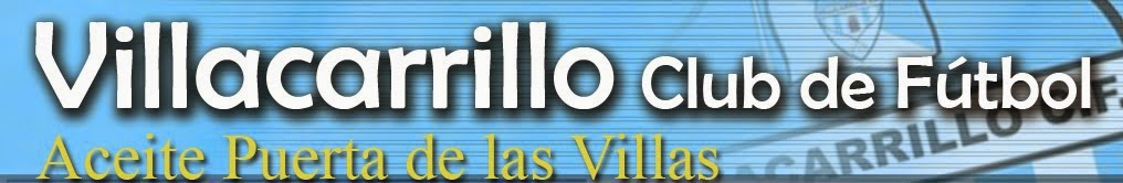 Blog del Villacarrillo CF