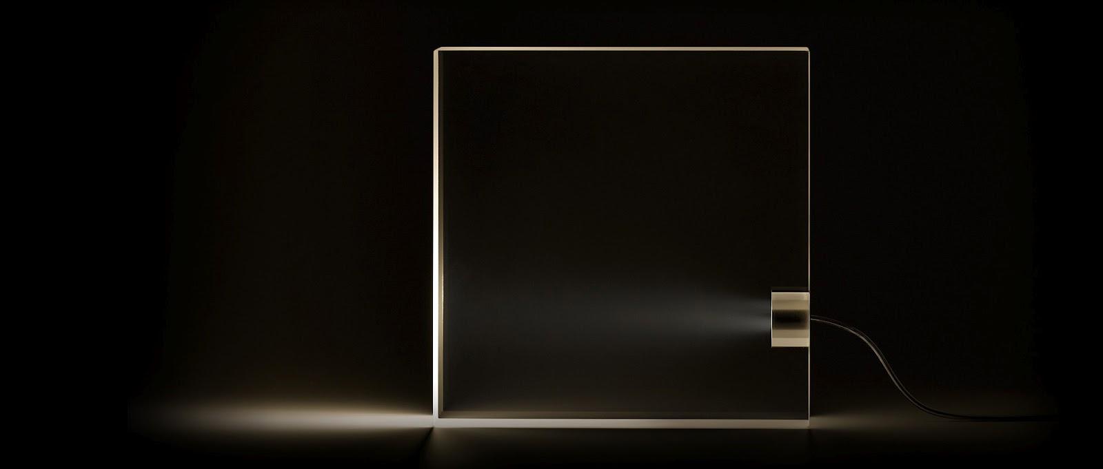 Tokujin yoshioka tofu lamp modern design by moderndesign tokujin yoshioka tofu lamp aloadofball Image collections