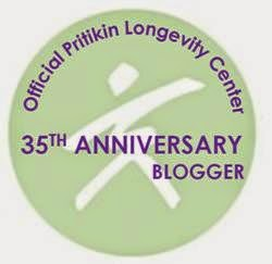 Official Pritikin Longevity Center 35th Anniversary Blogger