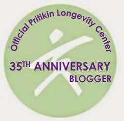 Official Pritikin Longevity Center 35th Anniversary Blogger