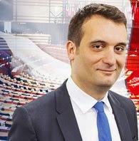 Florian Philippot, FN-RBM, pour
