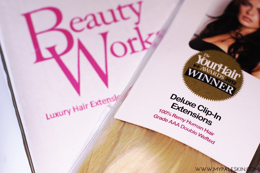 Beauty Works Deluxe Clip In Hair Extensions Review