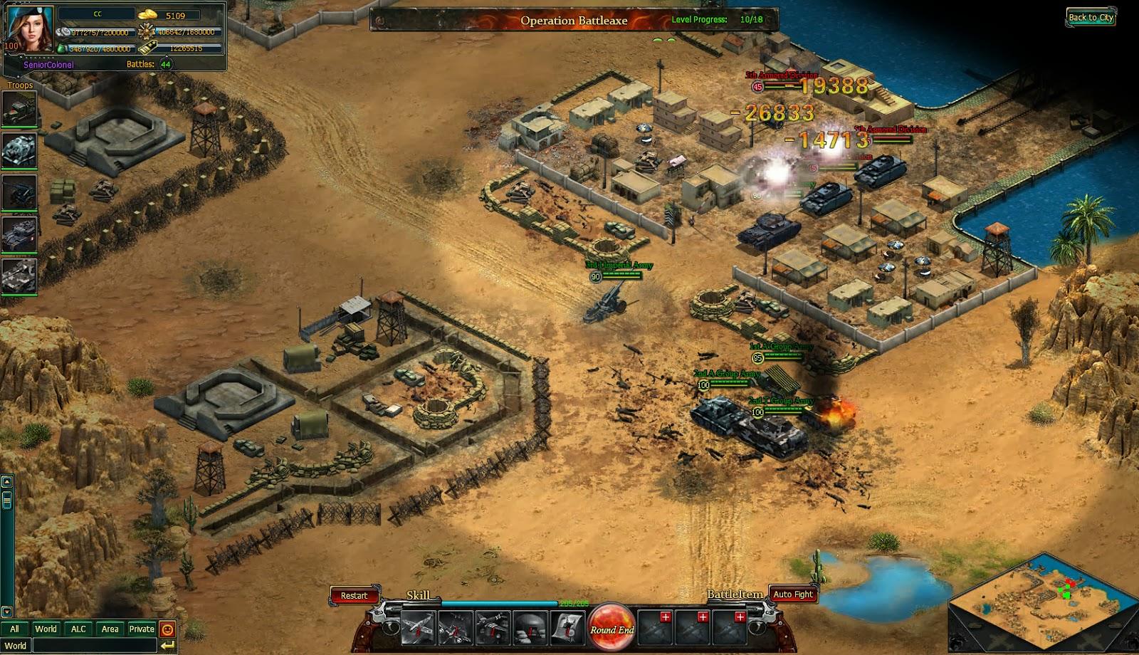 генералы игра стратегия скачать бесплатно через торрент
