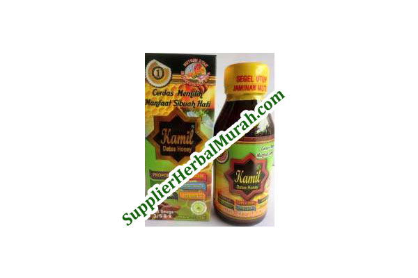 Madu Anak Kamil Dates Honey plus Squalene-Original