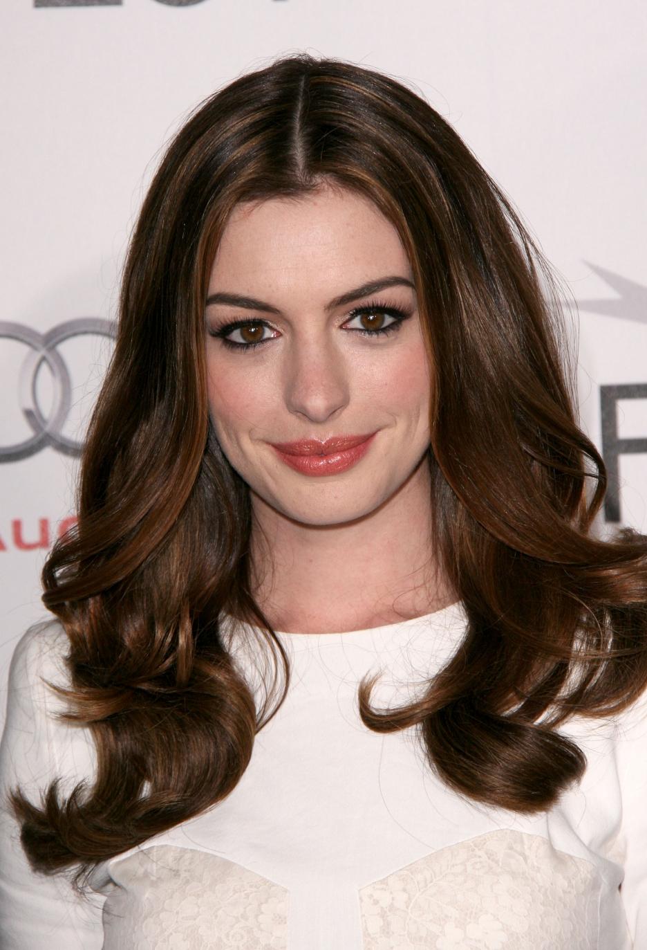 Anne Hathaway: Anne Hathaway images Anne Hathaway Brown