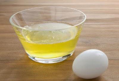 Sử dụng lòng trắng trứng sẽ giúp tóc bạn mọc nhanh hơn