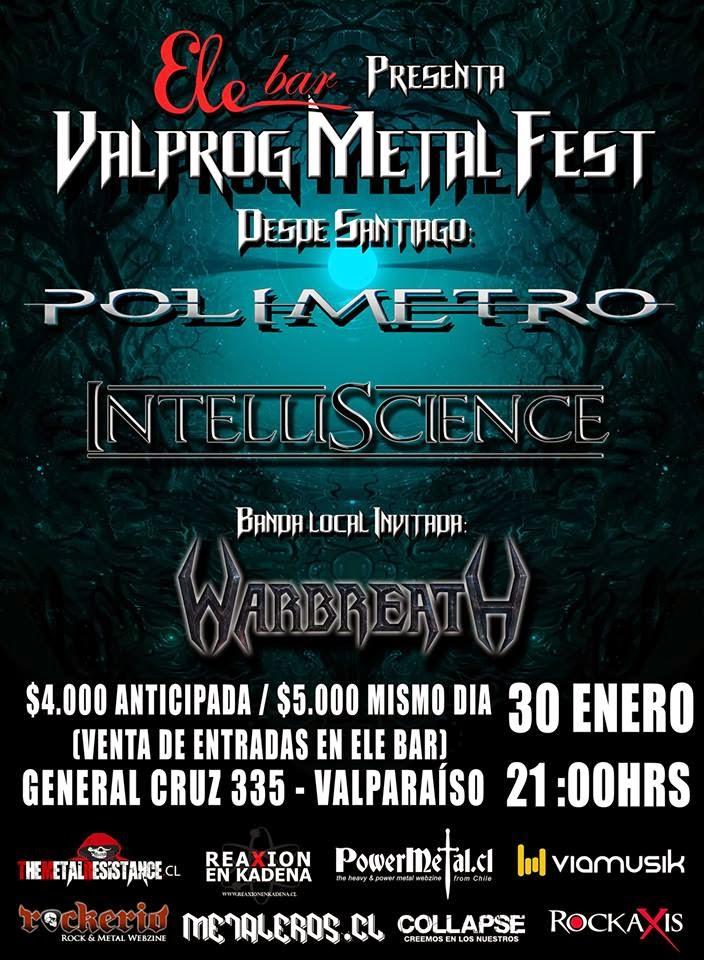 VALPROG METAL FEST