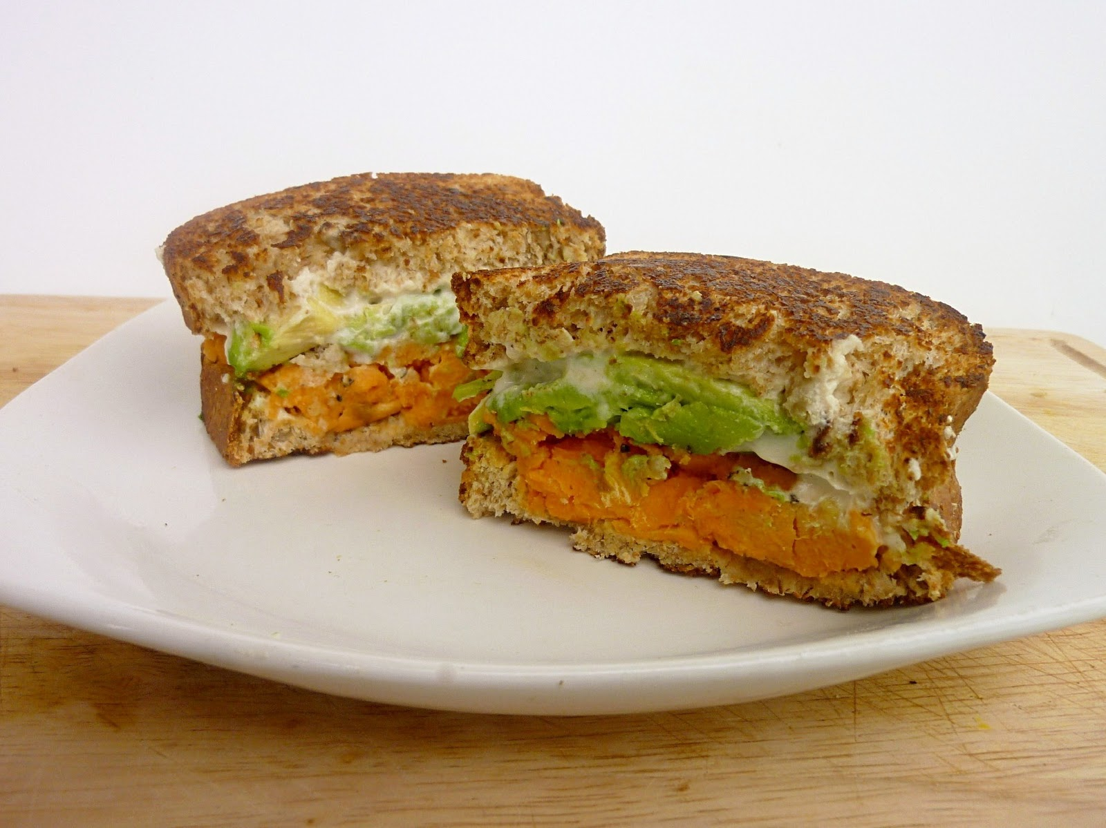 ... avocado salad sandwich spiced avocado sandwich recipes dishmaps spiced
