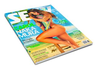 Revista Sexy Carol Nakamura Novembro 2011